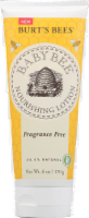 Burt's Bees Baby Bee Fragrance Free Nourishing Lotion