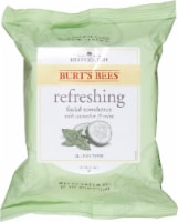 Burt's Bees Cleansing Cucumber & Sage Facial Cleansing Towelettes - 30 ct