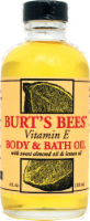 Burt's Bees Lemon & Vitamin E Oil - 4 Fl Oz