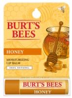 Burt's Bees Honey Lip Balm - 1 ct