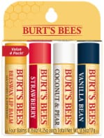 Burt's Bees Moisturizing Lip Balm Set - 1 ct