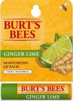Burt's Bees Ginger Lime Moisturizing Lip Balm