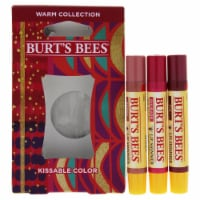 Burt's Bees Kissable Color Warm Collection
