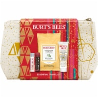 Burt's Bees Essential Travel Kit Holiday Gift Set