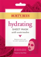Burt's Bees Watermelon Hydrating Sheet Mask