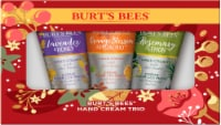 Burt's Bees Hand Cream Trio Holiday Gift Set