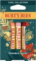 Burt's Bees Kissable Color Cool Collection Lip Shimmer Gift Set