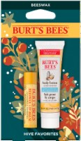 Burt's Bees Hive Favorites Beeswax Holiday Gift Set