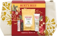 Burt's Bees® Essential Travel Kit Holiday Gift Set