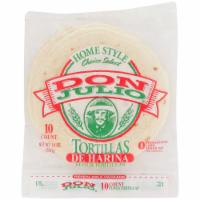 Don Julio Homestyle Tortillas