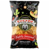 Don Julio Lightly Seasoned Restaurant Style Tortilla Chips