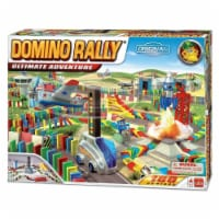 Domino Rally Ultimate Adventure Champion Race Interactive Goliath - 1 unit