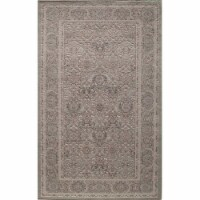 Rugs America 26026 Riviera Light Green Rectangle Oriental Rug, 2 ft. 7 in. x 4 ft. 11 in.