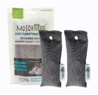 Moso Natural No Scent Air Purifying Bag 1.76 oz. Powder - Case Of: 1; Each Pack Qty: 2; Total - Count of: 1