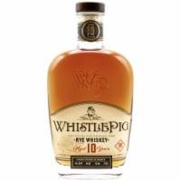 Whistle Pig Straight Rye Whiskey - 750 mL