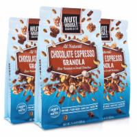 Granola, Chocolate Espresso, 3x11.5oz