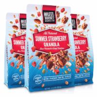 Granola, Summer Strawberry, 3x11.5oz