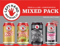 Left Hand Brewing Co. Mixed Pack