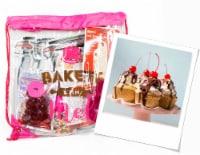 Bake it with Mel - DIY Cherry Sundae Cupcake Kit - 1