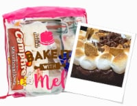 Bake it With Mel - XL S'mores Pizza DIY Baking Activity Set - 1