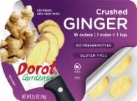 Dorot Frozen Crushed Ginger Cubes