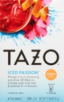 Tazo Iced Passion Herbal Tea Bags - 6 ct