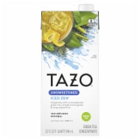 Tazo Iced Zen Unsweetened Green Tea Concentrate - 32 fl oz