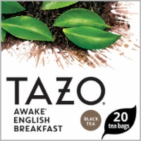 Tazo Awake English Breakfast Black Tea Bags
