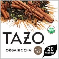 Tazo Organic Chai Black Tea Bags