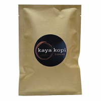 Premium Kaya Kopi Luwak From Indonesia Wild Palm Civets Arabica Light Roast Coffee Beans 200g - 1 Count