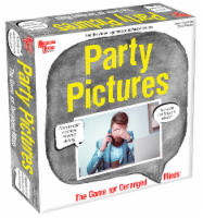 University Games Party Pictures Card Game