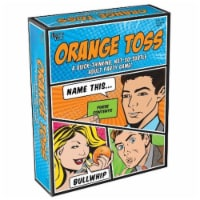 University Games Orange Toss Adult Party Game