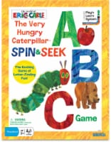 University Games The Very Hungry Caterpillar Spin & Seek ABC Game - 1 ct