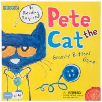 University Games BP01256 Pete the Cat Groovy Buttons Game