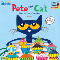 University Games Pete the Cat Cupcakes Game - 1 ct