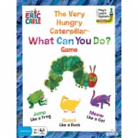 University Games UG-01263 The Very Hungry Caterpllar What Can You Do Game