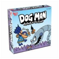 University Games Dog Man Attack of the Fleas Board Game