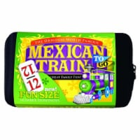 University Games UNV54202 Mexican Train To-Go
