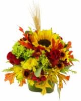 Fall Festive Floral Arrangement