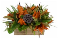Fall Woodsy Centerpiece