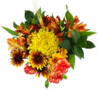 The Queen's Flowers Harvest Bouquet