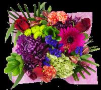 Rhapsody Seasonal Tones Mixed Bouquet