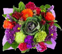 Concerto Seasonal Tones Mixed Bouquet