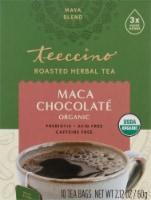 Teeccino Chocolate Organic Herbal Tea Bags