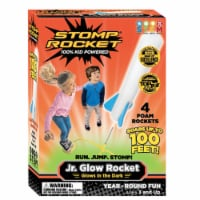 The Original Stomp Rocket Jr. Glow Rocket