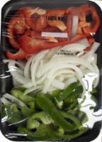Crazy Fresh Vegetable Fajita Mix