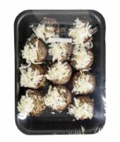 Crazy Fresh Stuffed Mushrooms