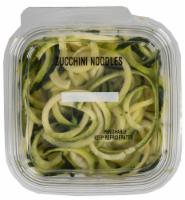 Crazy Fresh Zucchini Noodles