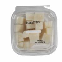 Crazy Fresh Jicama Sticks