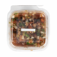 Crazy Fresh Hot Salsa